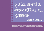Guia educativa 2016 - 2017